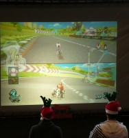 Try way + wii